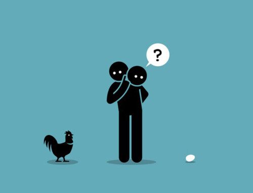 Quem veio primeiro, o ovo ou a galinha?